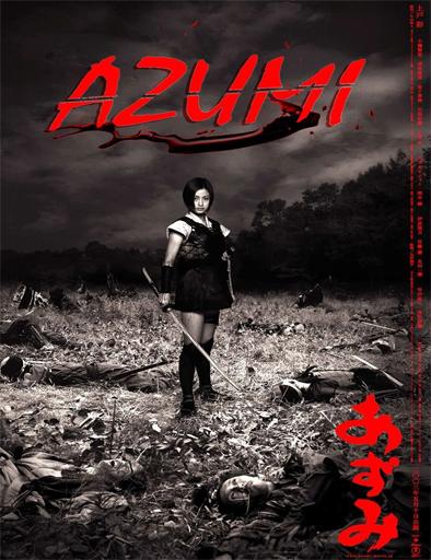Ver Azumi: La princesa asesina (2003) Online