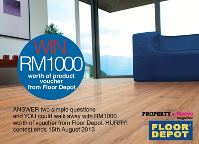 Answer a Simple Question and Win RM 1 000 Worth of Product