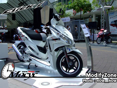 Modifikasi Honda Vario 125 PGM-FI 2013 Bag.2