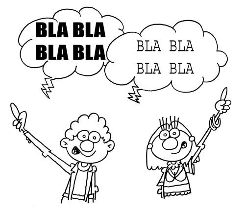 Curiosidades del mundo ::: ¿Cuál es la diferencia entre español y ...