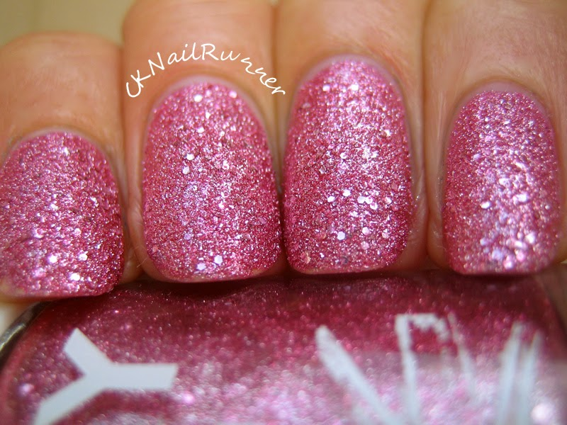 Binky London Crystal Pink