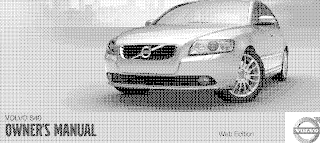 Free Volvo v40 repair manual