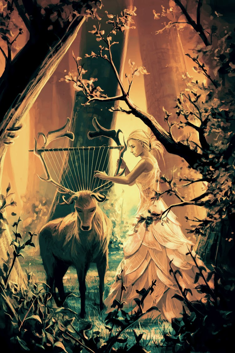 18-Feral-Strings-Rolando-Cyril-aquasixio-Surreal-Fantasy-Otherworldly-Art-www-designstack-co