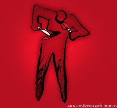 intestinos cortar polcias