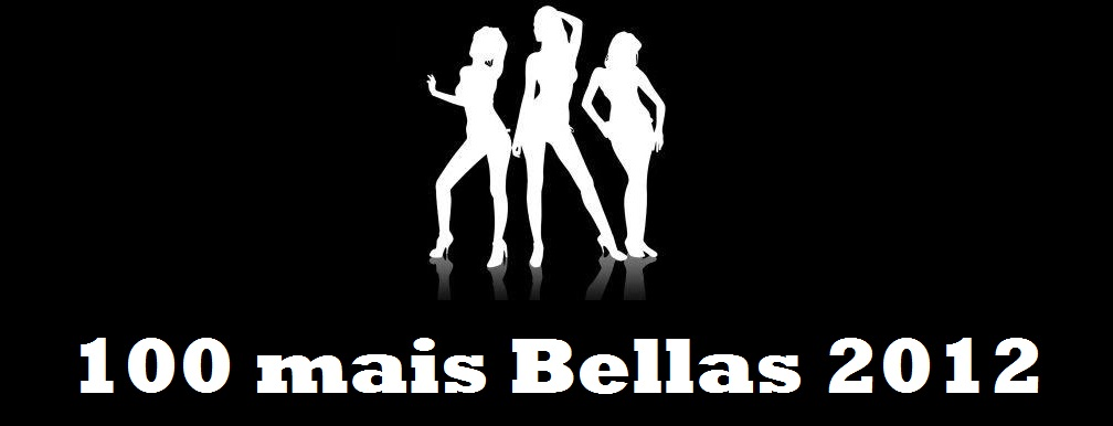 100 Mais Bellas 2012
