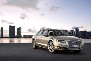 Audi A8 2012, Audi A8