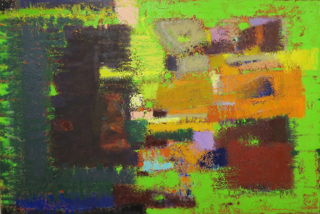 Петр Лебединец, Увертюра цвета, 2008