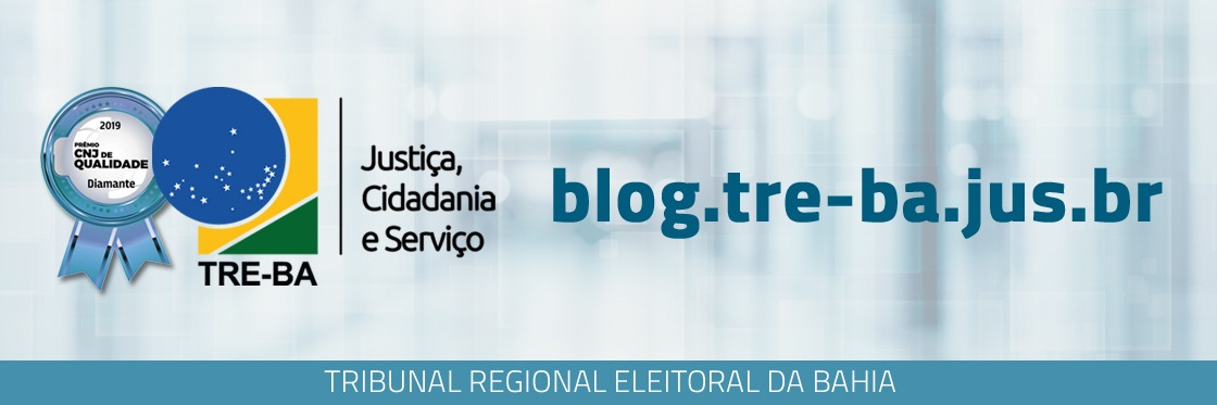 Blog do Tribunal Regional Eleitoral da Bahia