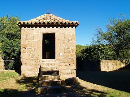 El Comunidor de Santa Maria de Gaià