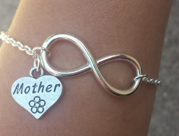 Mother Bracelet by Ribbet Gifts