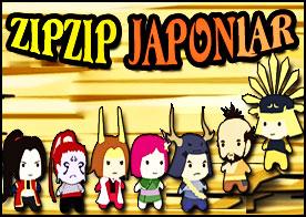 Zıpzıp Japonlar Oyunu