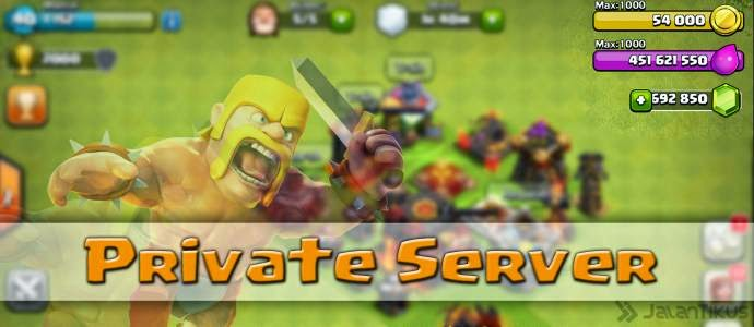 Clash of Clans Server Private