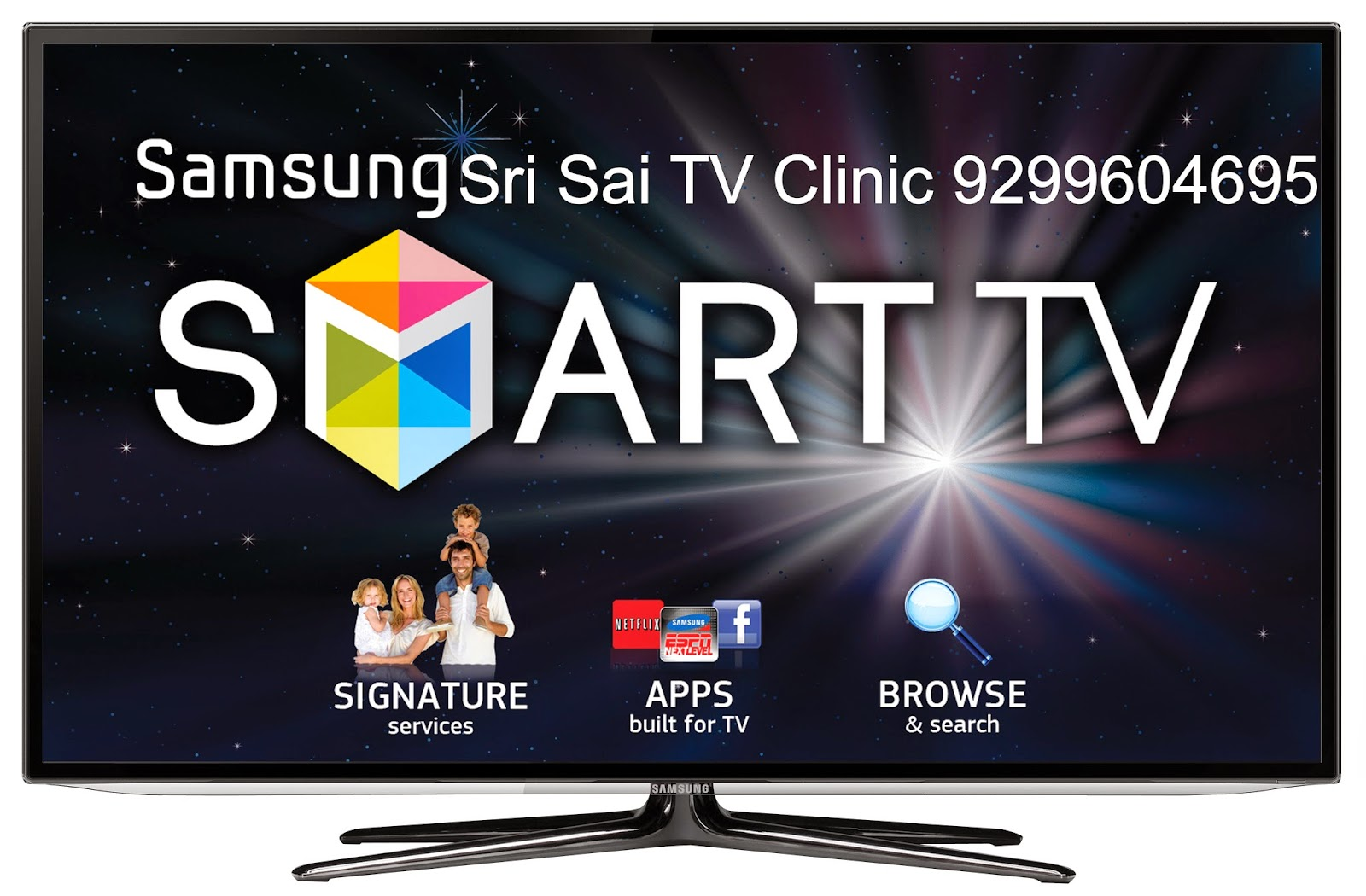 Samsung LED TV Repair Service Center Ameerpet