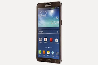 Samsung Galaxy Round brings curve to smartphones