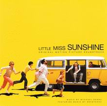 Cover of Little Miss Sunshine Soundtrack Album