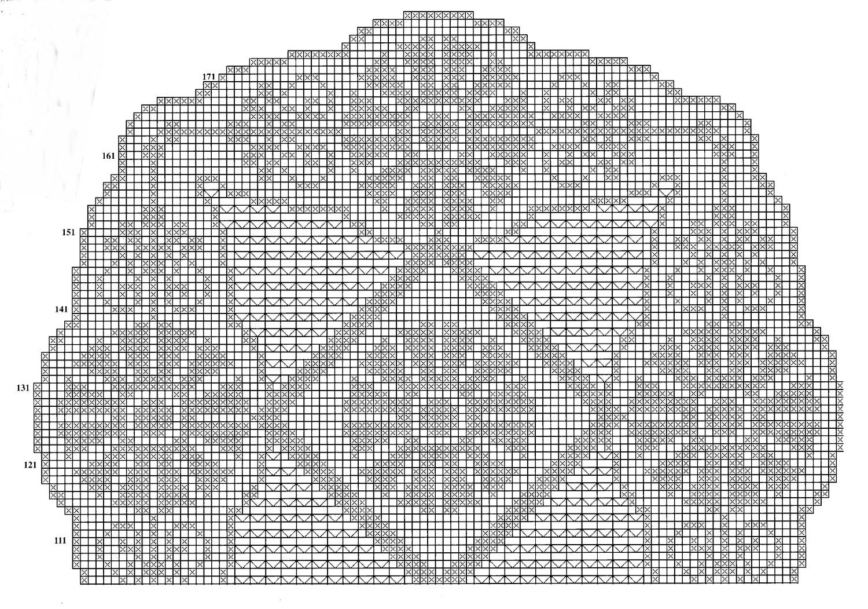 Nonsolodolciricette schemi gratis da realizzare a filet for Lavori a filet schemi gratis