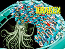 Kraken - It Rears Its Ugly Head. This time, in America