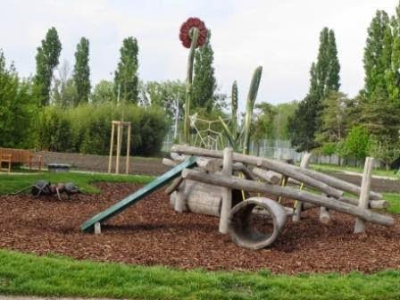 Blumengärten Hirschstetten /  Insektenspielplatz