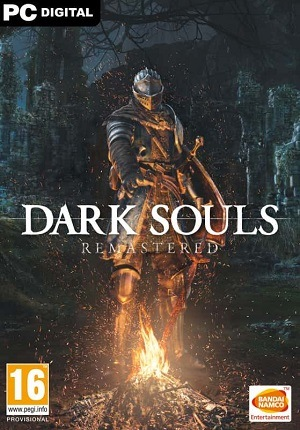 Dark Souls Remasterizado Jogos Torrent Download capa