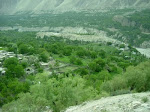 A VILLAGE OF NAGAR GILGIT