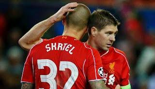 Gerrard : Liverpool Memang Tak Layak Lolos
