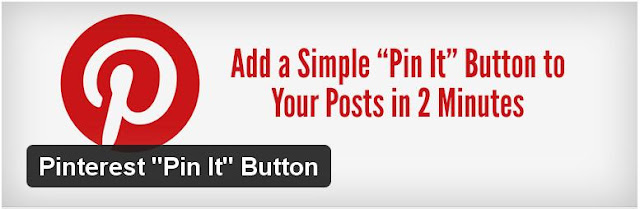 Pinterest Pin It Button WordPress Plugin