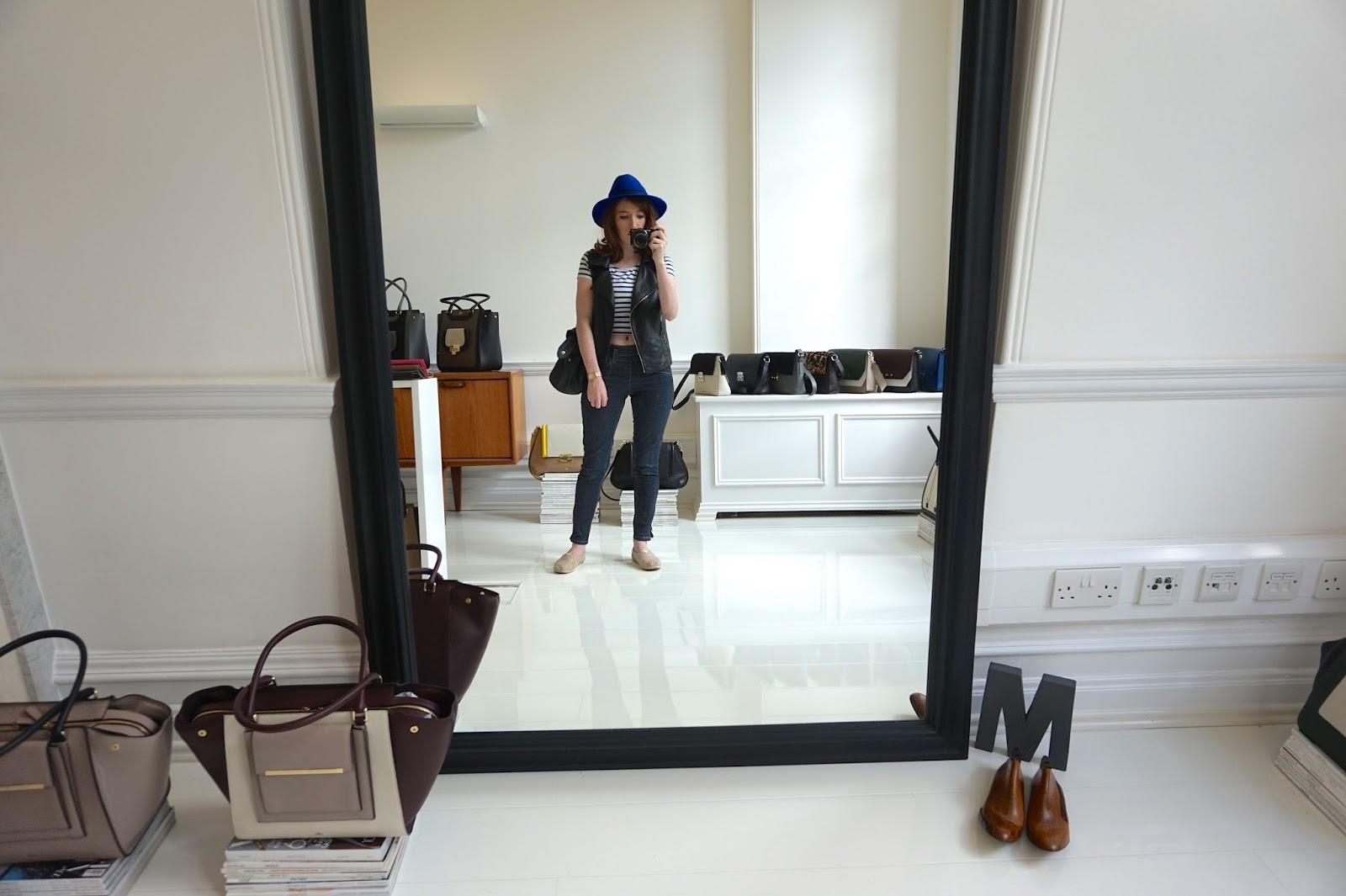 Bec Boop fashion blogger london