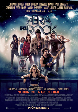Poster Rock of Ages 2012