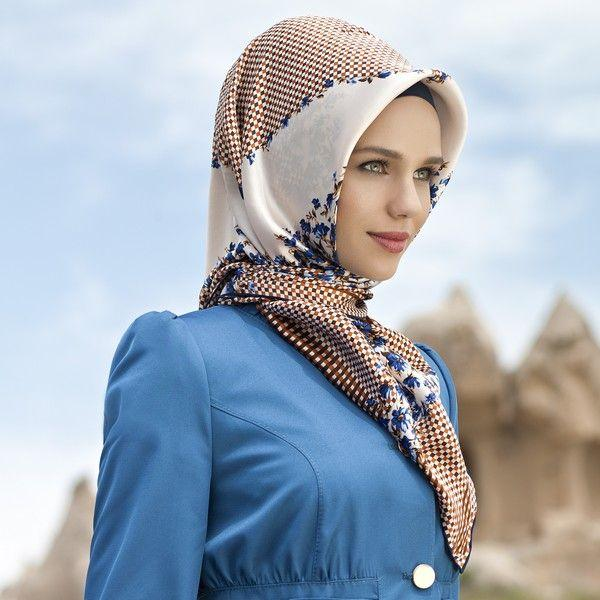 Good message Turkish hijab style agree