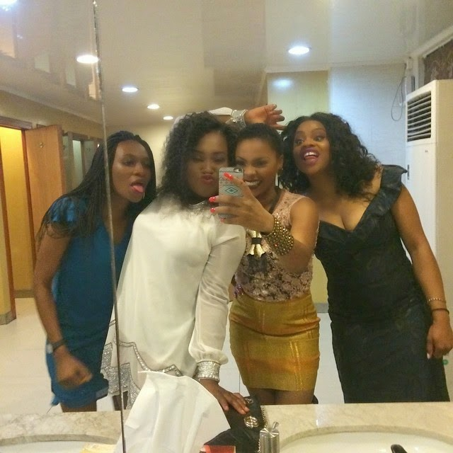 MO%2BABUDU%2B8  Check Out Lovely Photos from Mo Abudus 50th Birthday Party