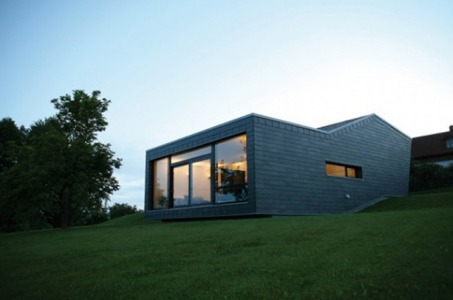 Modern homes designs germany modern home designs for Modern concrete home designs