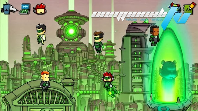 Scribblenauts Unmasked: A DC Comics Adventure PC Full Español
