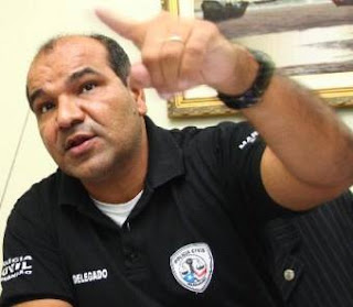 Sebastião Uchôa cobra acompanhamento da Adepol em remoções de delegados