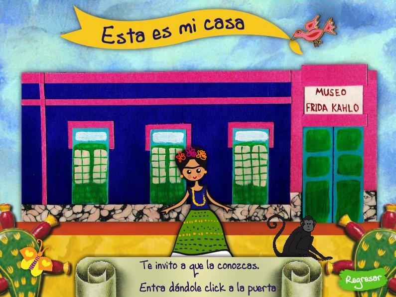 Visita al Museo de Frida Kahlo