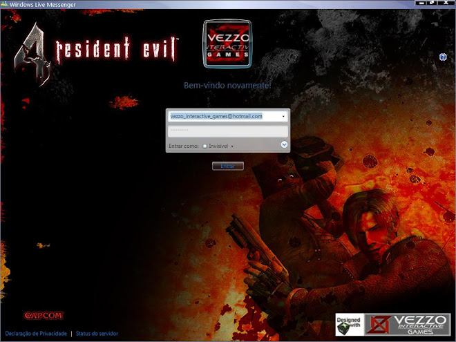 Download Skin-Msn 2009 - Resident Evil 4