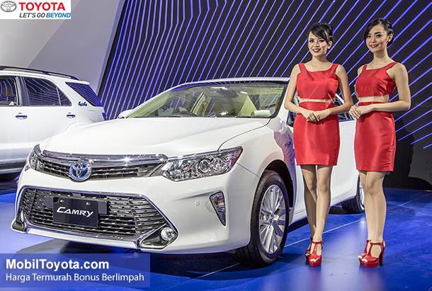 Harga Toyota New Camry Tipe G V, Hybrid Baru Tahun 2015, 2016 | Jakarta, Tangerang, Bekasi, Depok, Bogor, Cikarang, Serang