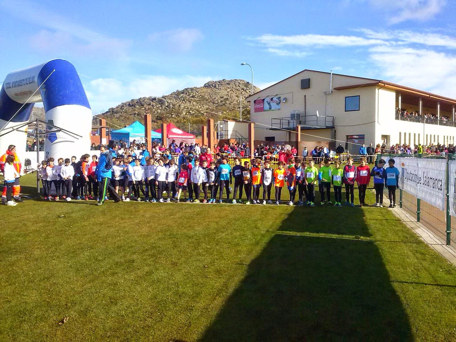 1ª Jornada de Juegos Escolares de Campo a Través