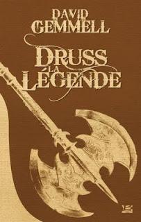 couverture de Druss la légende