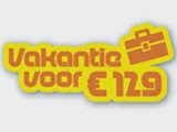 Sunparks 129 Euro