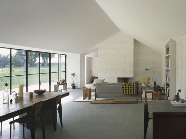David Kohn Architects Stable Acre England Hic