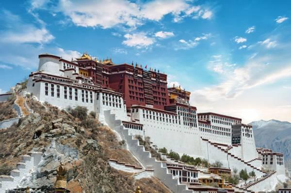 Potala Palace, Chengguan, Tibet