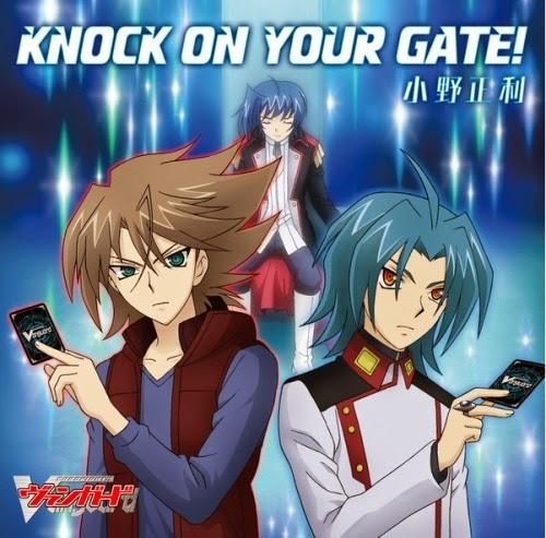 Masatoshi Ono - KNOCK ON YOUR GATE!