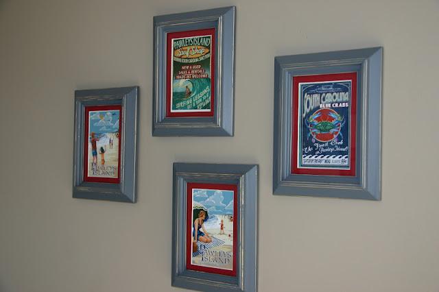 Cottage Blue Designs Bonus Room