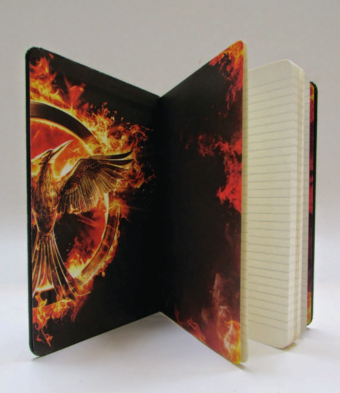 hunger games mockingjay part one journals giveaway merchandise
