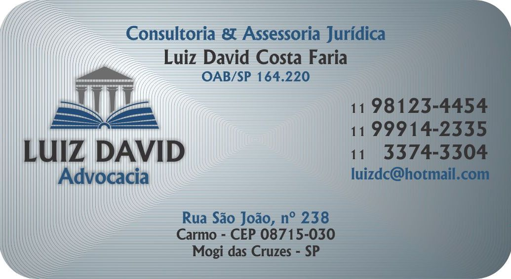 LUIZ DAVID ADVOCACIA