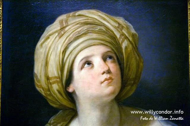 Sibilla. Pittura di Guido Reni - Bologna