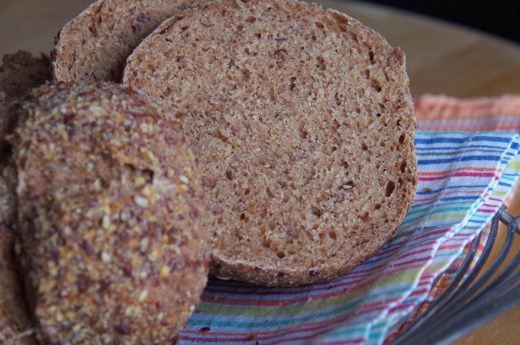 hungry in san francisco flax seed rolls  leinsamen brötchen ~ Kühlschrank Normaltemperatur