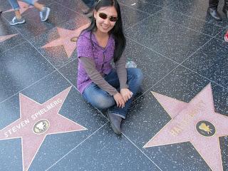 Hollywood Walk of Fame Steven Spielberg Halle Berry star