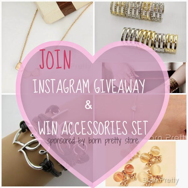 Born Pretty Store Instagram Giveaway