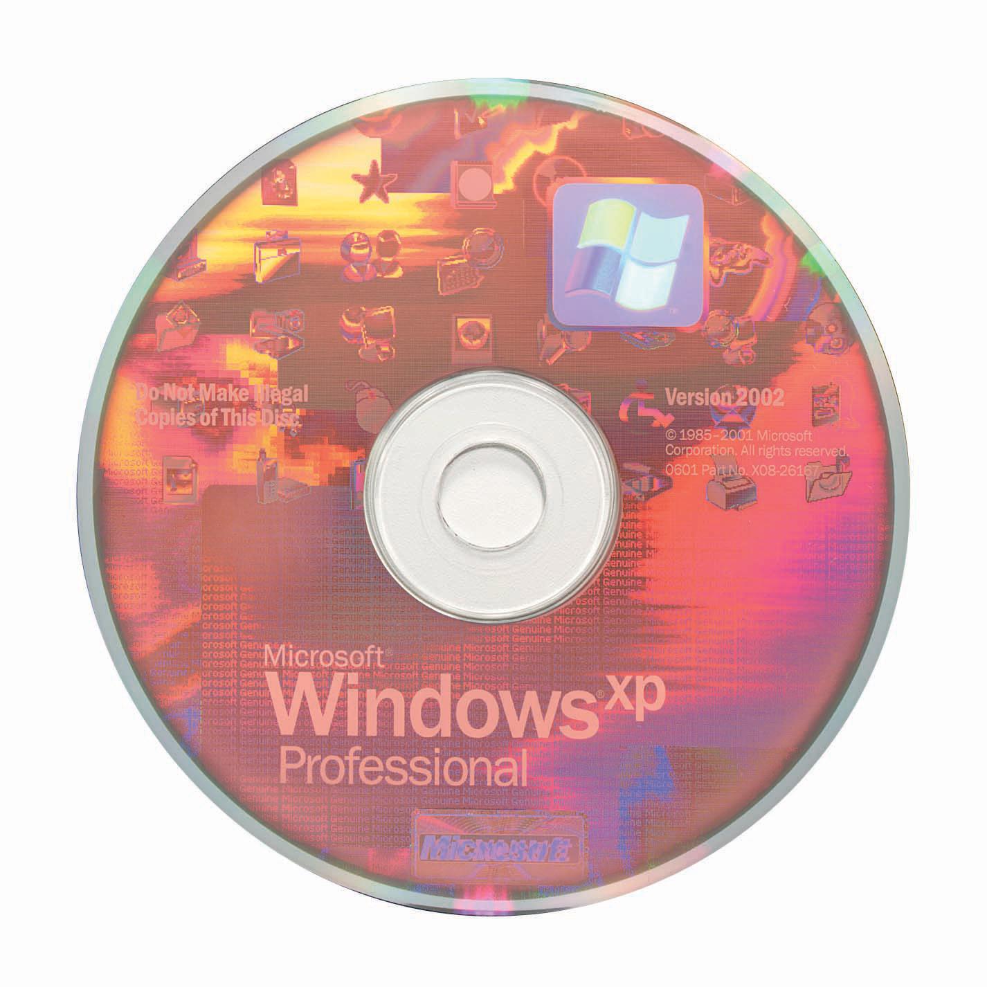 Create a bootable CD emergency repair disc for XP